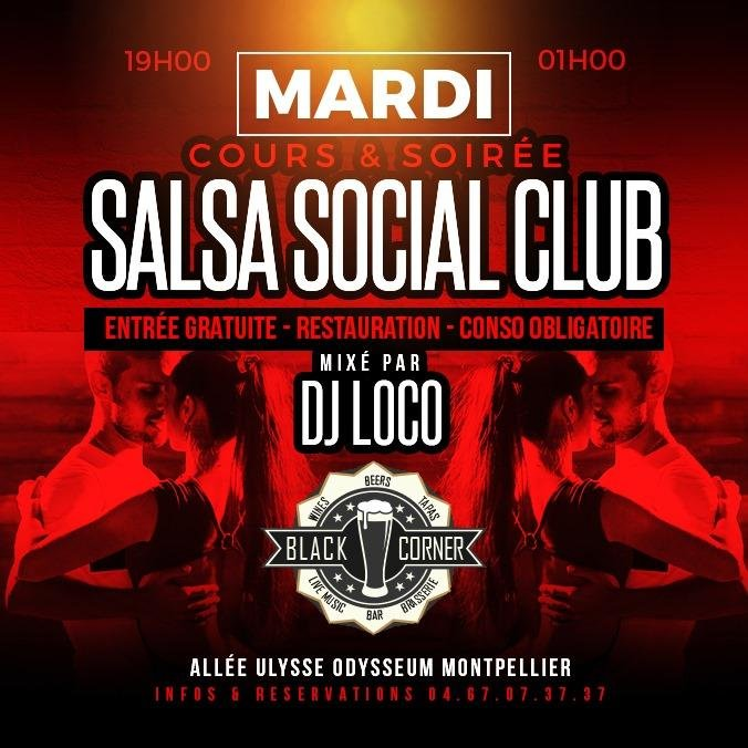 Photo Salsa Social Club