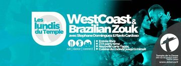 Photo Soirée West Coast Swing  Brazilian Zouk